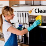 Профессиональная уборка кухни в Москве и МО