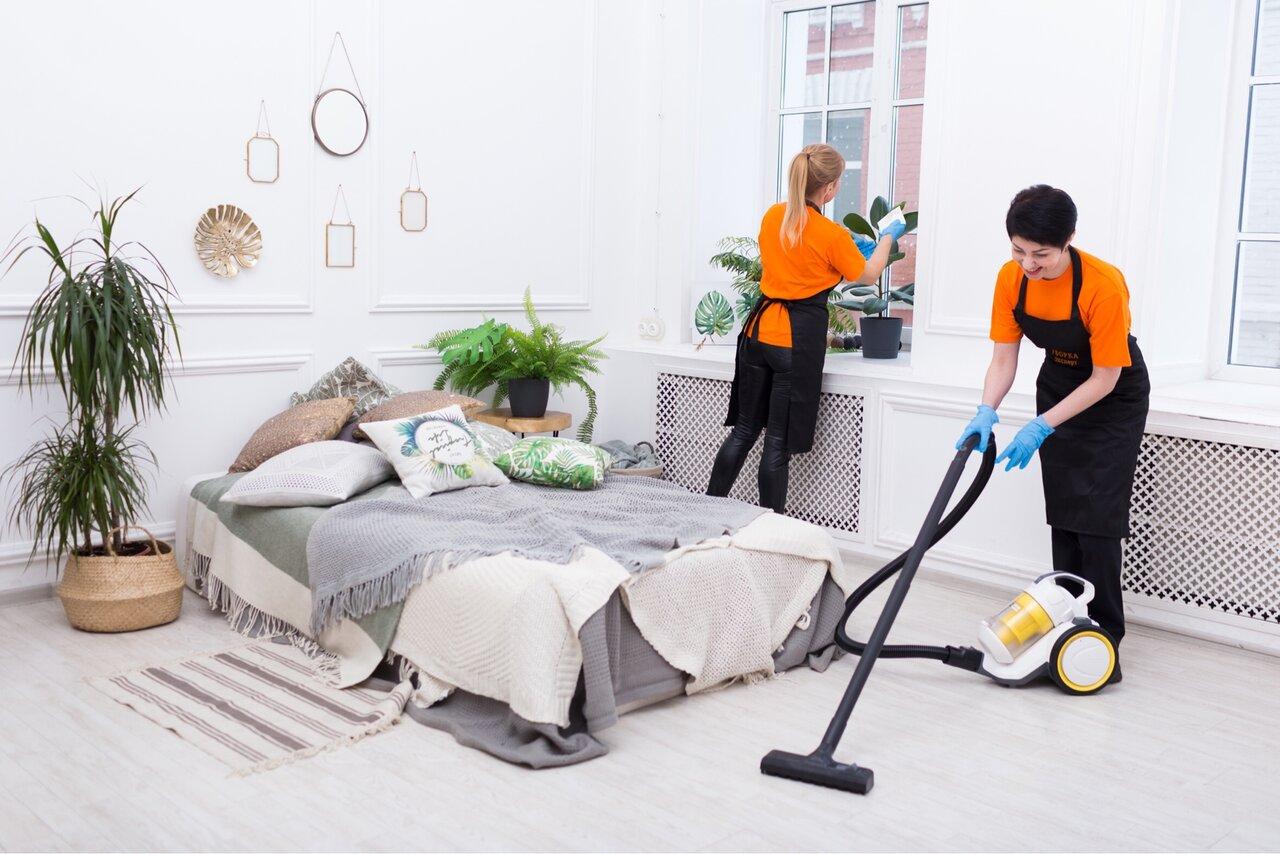 Уборка Новая Рига 🧹 клининг коттеджей 🏠 домов