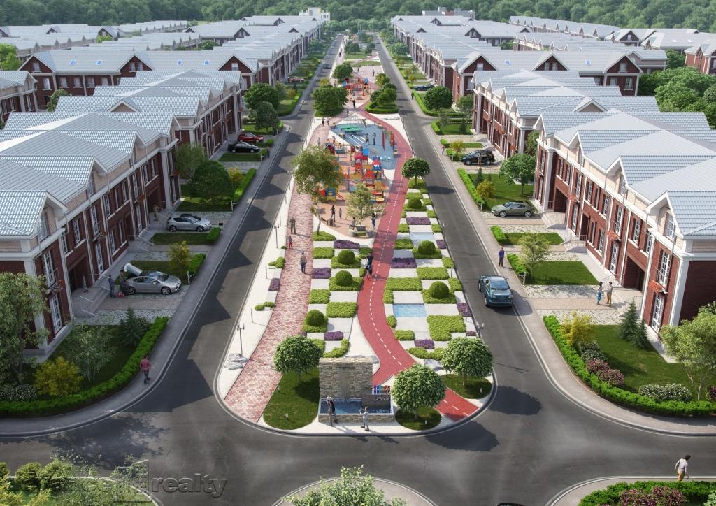 Уборка коттеджей Каскад Парк клининг домов в коттеджном посёлке