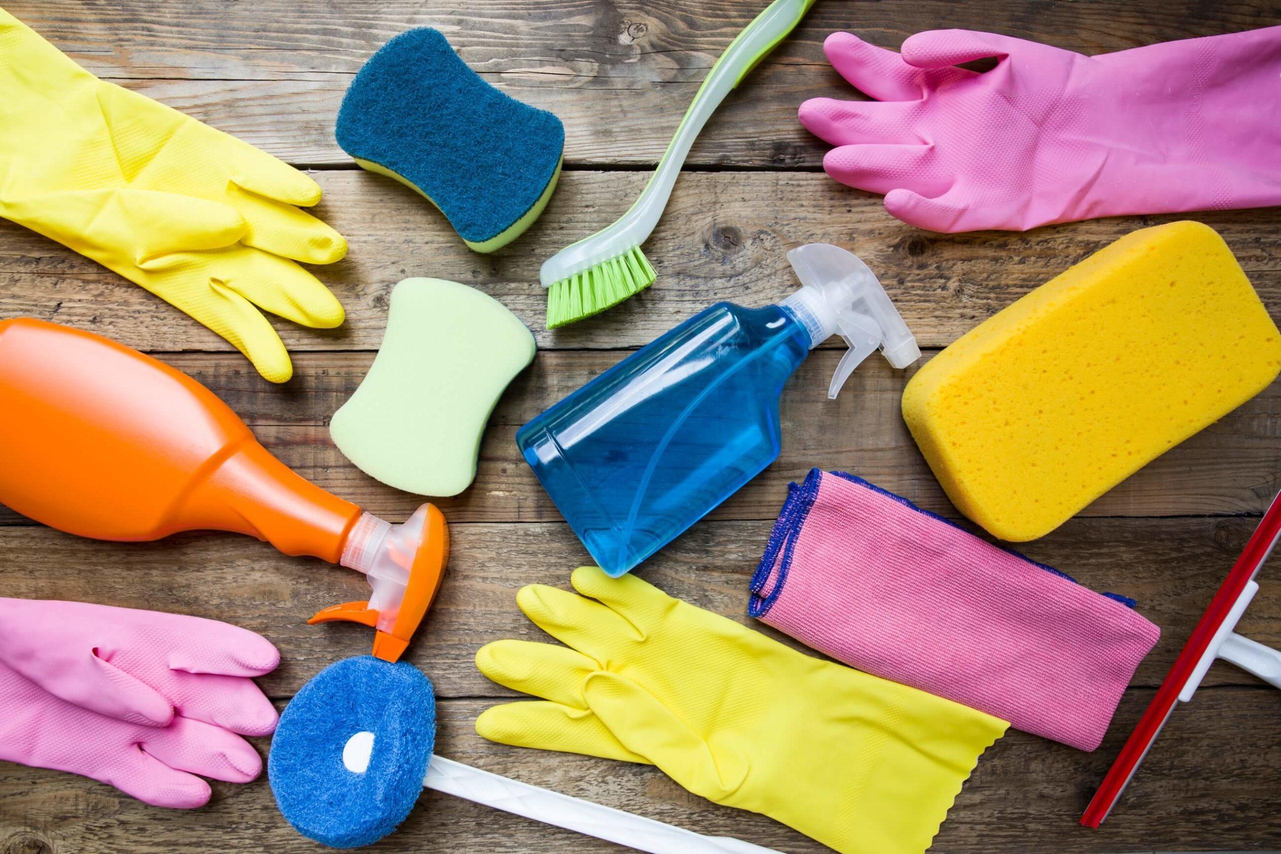 Уборка домов 🧹 клининг коттеджей в Новоалександрово 🏠