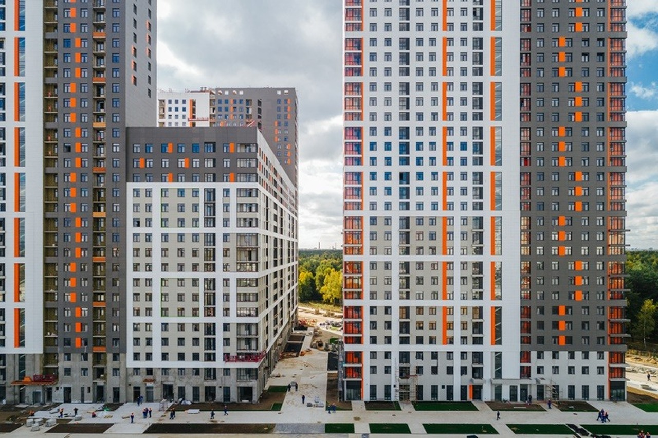Уборка квартир 🧹 ЖК «Оранж Парк» 🏠 Котельники
